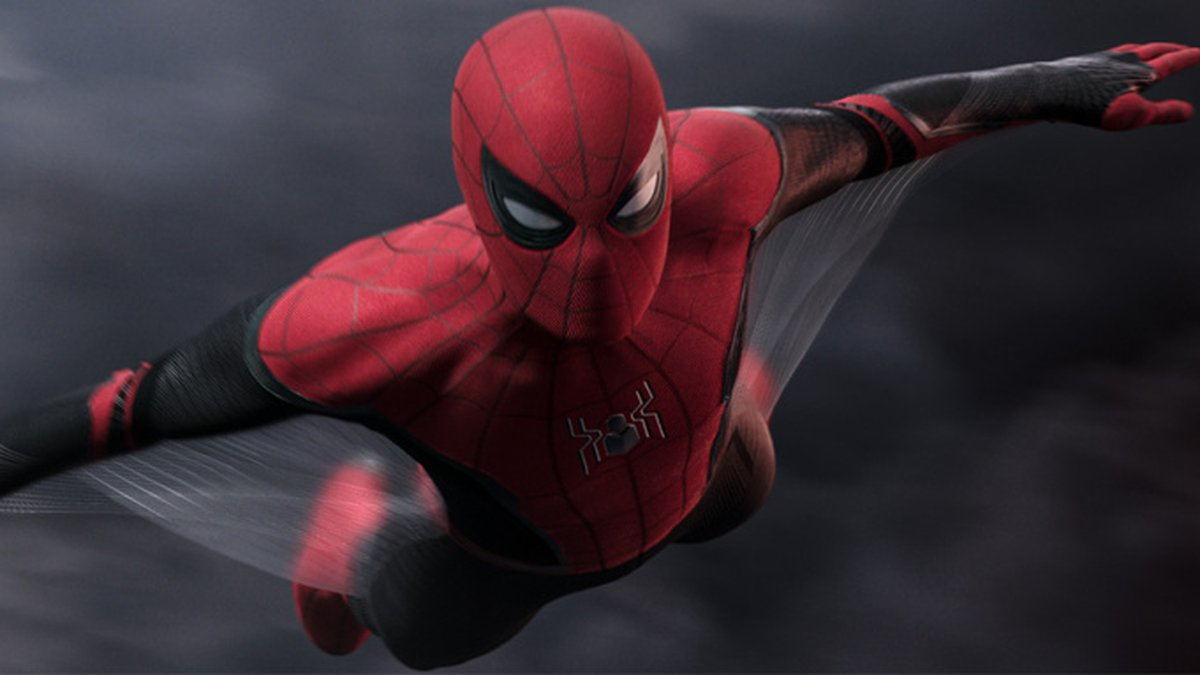 Spider-Man in Columbia Pictures' SPIDER-MAN: ™ FAR FROM HOME