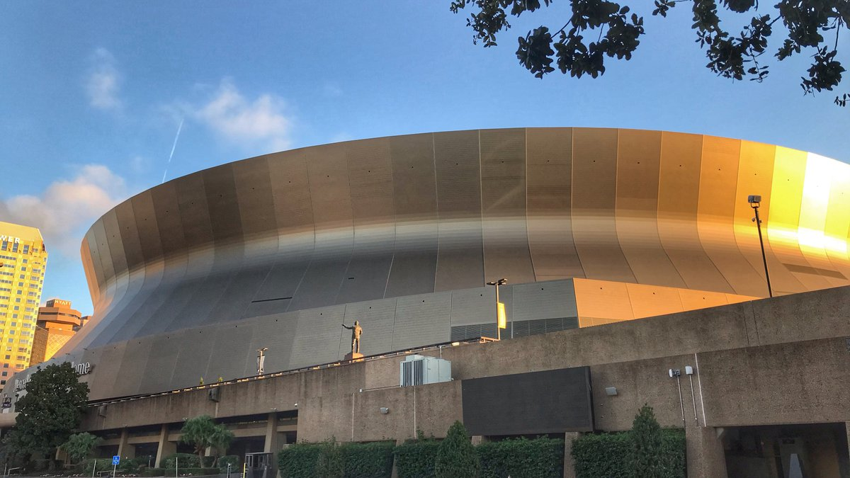 Fans will soon be able to attend Saints games at the Mercedes-Benz Superdome.