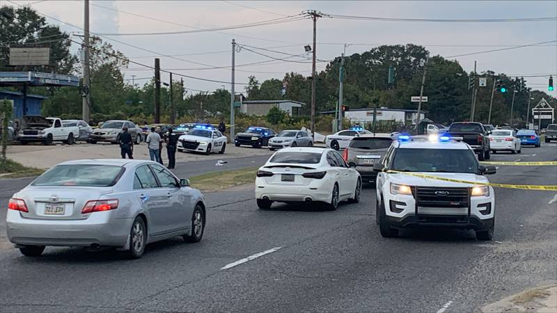 Authorities are investigating a shooting that happened in the 7100 block of Scenic Highway in...
