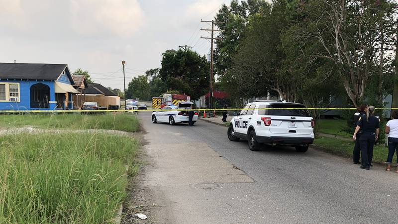 A shooting on North 13th Street in Baton Rouge left at least one person dead on July 28, 2021.