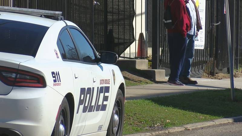 Police are working with organizations that assist homeless around Baton Rouge in order to get...