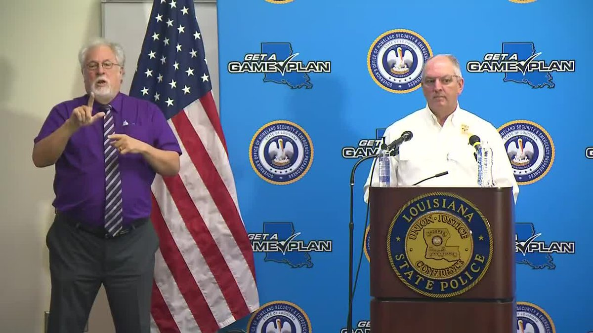 Governor John Bel Edwards announced Thursday that Louisiana will move into Phase 3 of recovery...