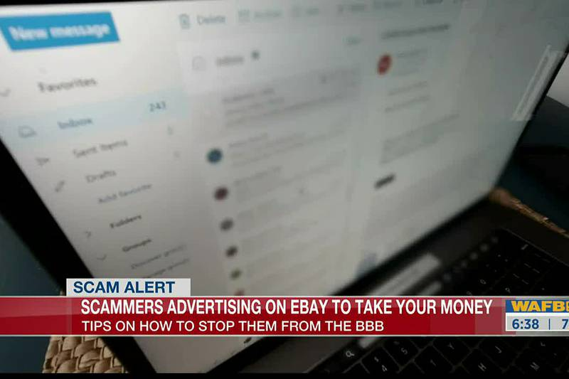 BBB warns of scams on eBay