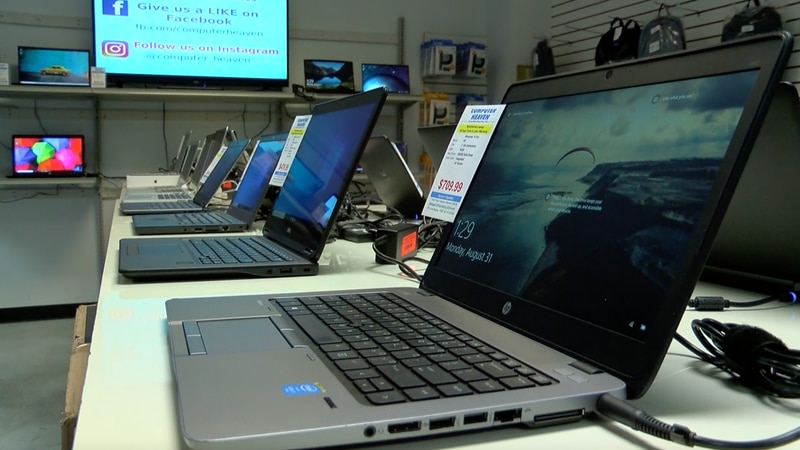 A historic laptop demand is making it more difficult to find a new computer or even a...