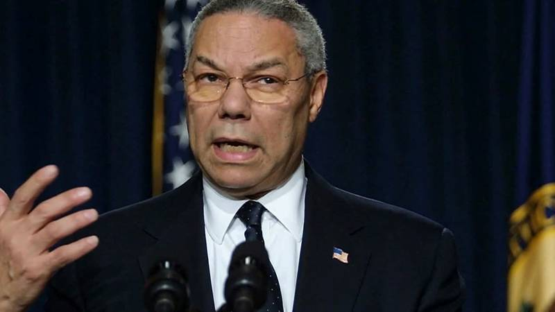 Former Secretary of State Colin Powell died Monday at age 84; he opened up to journalist Bob...