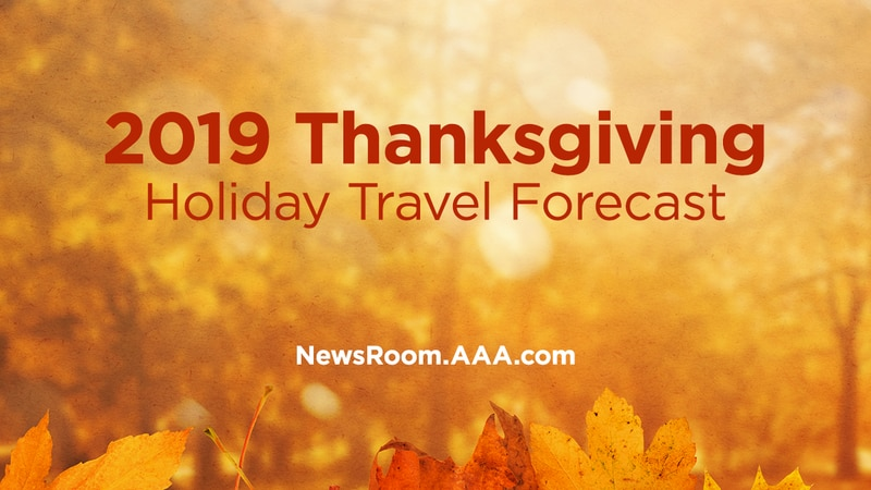 More than 55 million travelers are planning a trip of 50 miles or more from home for the holiday.