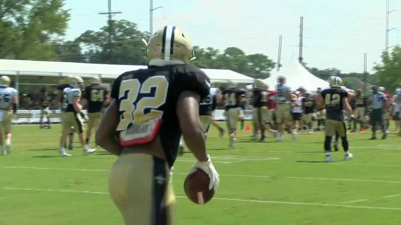 GF Default - RB Devine Ozigbo trying to make the Saints roster as an undrafted rookie