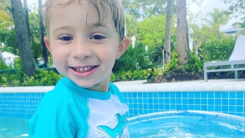 Greyson Kessler, 4, was allegedly fatally shot by his father. Family members remember him as...