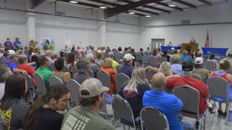 Ascension Parish residents file petitions to recall parish council members