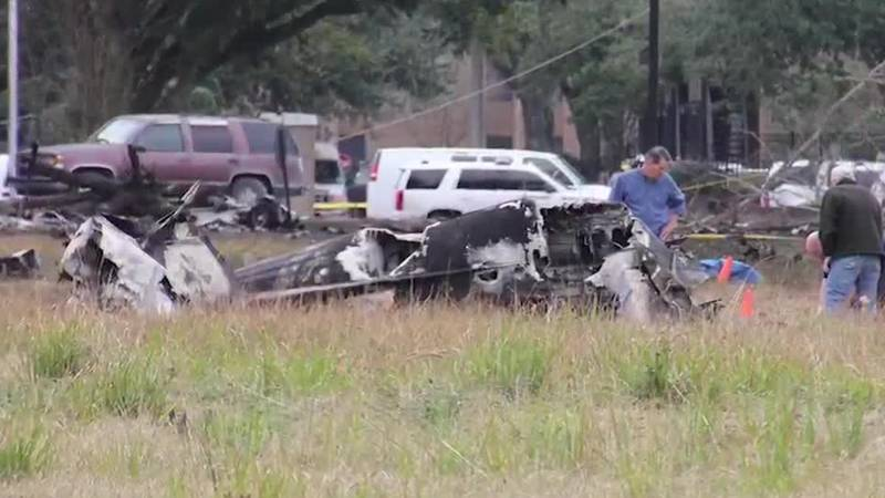 National Transportation Safety Board investigators have begun the lengthy process of...