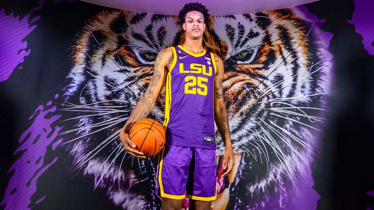 Shareef O'Neal, the son of LSU and NBA great Shaquille O'Neal, causes widespread speculation on...