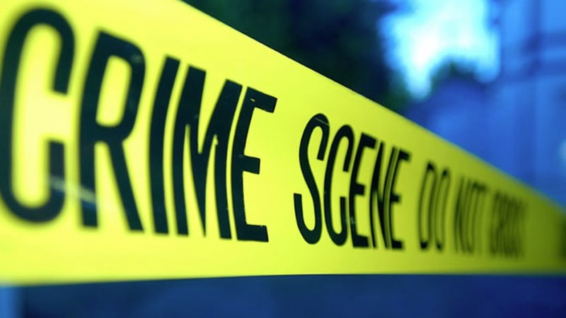 The incident occurred at around 5:44 p.m. in the 7700 block of West Lavene Street.